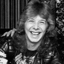 iron maiden clive burr