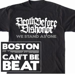 death before dishonor boston