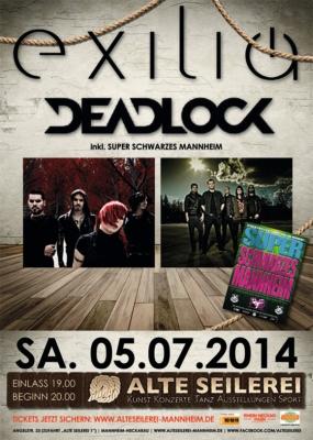 ssm deadlock exilia 07-2014