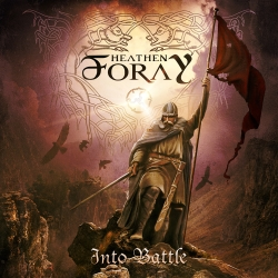 heathen foray - into battle